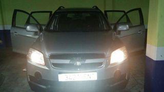 Vendo coche CHEVROLET CAPTIVA MUY NEGOCIABLES