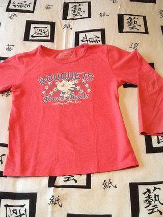 Camiseta Niña T 5 Años