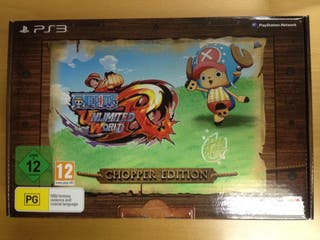One Piece: Unlimited World - Chopper Edition
