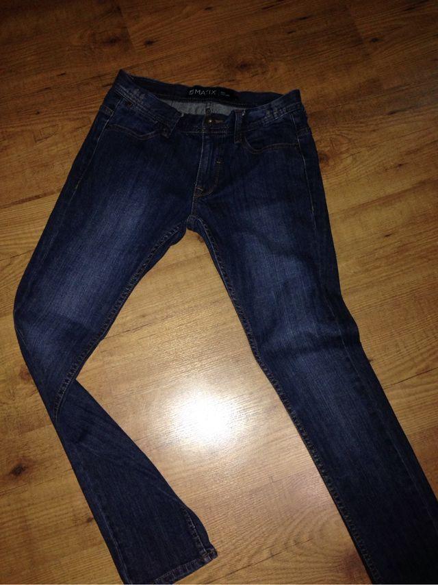 Pantalon Matix Talla 28 Hombre Pitillo 36 Europa De Segunda Mano Por 20 En San Cucao En Wallapop