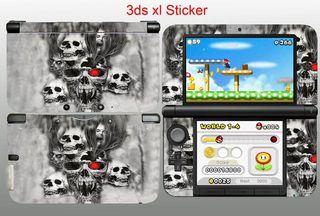 Nintendo 3ds XL Vinilos