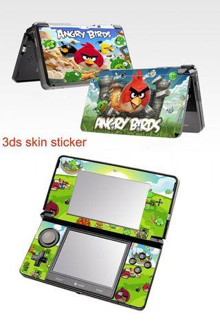 Nintendo 3ds Vinilos Angry Birds