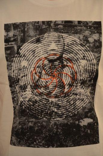 T-Shirt Imprimé Bouddha Neuf