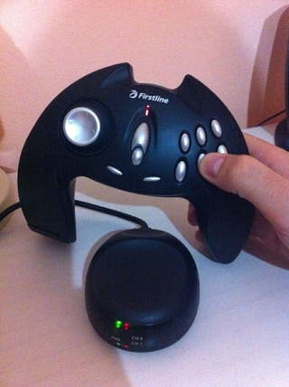 Firstline wireless game pad