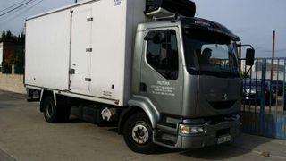 Camion frigorifico 12 toneladas