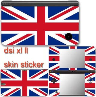 Nintendo Dsi XL Vinilos Inglaterra