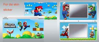 Nintendo Dsi Vinilos Mario Bross