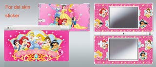 Nintendo Dsi Vinilos Princesas