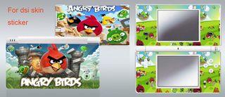 Nintendo Dsi Vinilos Angry Birds