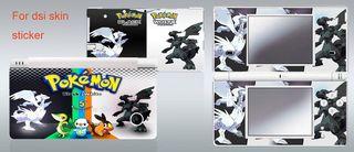 Nintendo Dsi Vinilos Pokemon