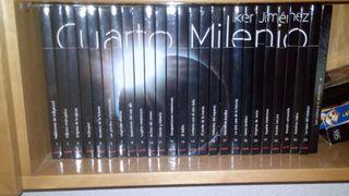 Coleccion Cuarto Milenio DVD y libro.