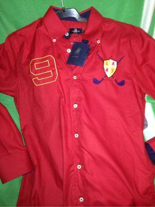 Camisa De Marca .