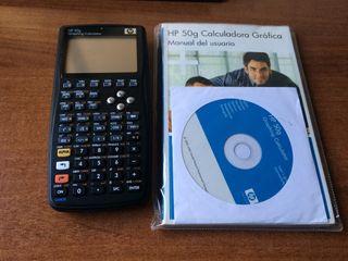 Calculadora Gráfica Programable Hp 50g Perfecta