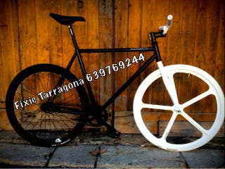Bicicleta Fixie Urbana Con Freno Contrapedal