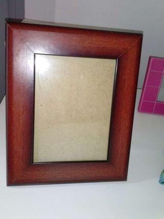 Marco de madera para foto de 20x15