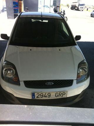 Ford Fiesta Van 2008