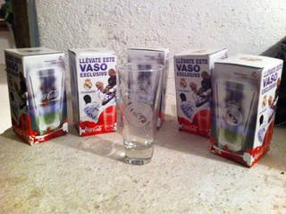 Vasos Del Real Madrid