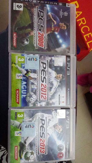 Pro evolution soccer 2009.2012.2013