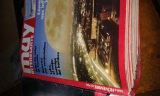 Vendo coleccion de revistas Muy Interesante del n°6 hasta el 17