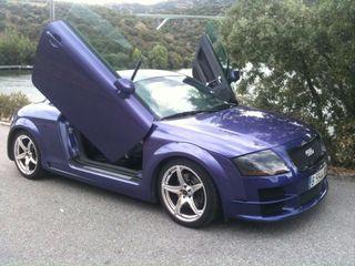 Coche Audi TT