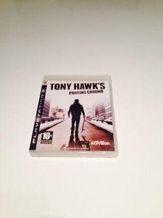 Tony Hawk Ps3