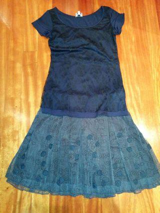 Conjunto falda y camiseta Adolfo Dominguez