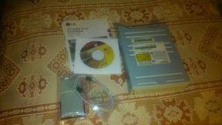 Lector/grabador CD