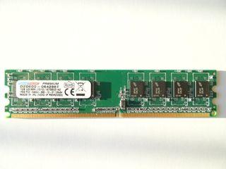 MEMORIA RAM G4 • 1 GB