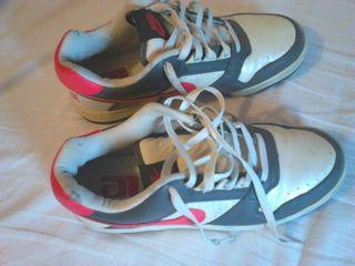 zapatillas Nike delta force del número 41