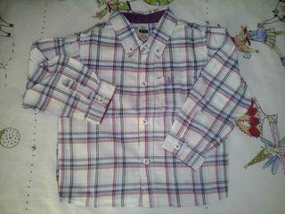 Camisa Zara 9/12 meses