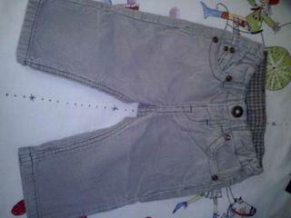 Pantalon Pana beige Zara 3/6 meses