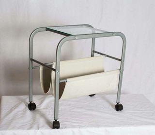 Mesa ikea escritorio cristal modelo love de segunda mano - Mesa escritorio cristal ikea ...