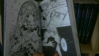 Manga Tsubasa: Reservoir Chronicle.