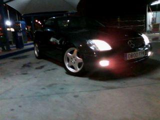 Mercedes SLK compressor el 2.3 gasolina 193cv