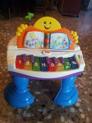 Piano musical de Fisher Price