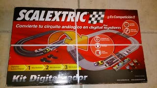 Scalextric Digitalizador