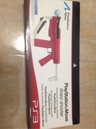 Fusil Ps3 Move Sharp Shooter