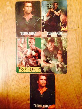 Calendarios de Arnold Schwarzenegger