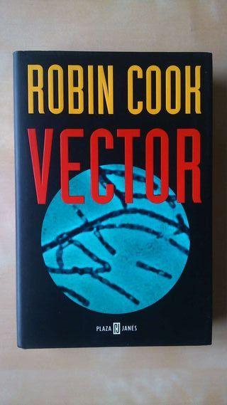 Vector. Robin Cook.