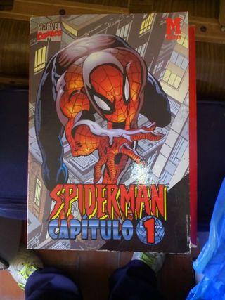 Comic spiderman