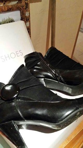 Bottines EDen Shoes