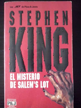Stephen king- El misterio de salem's lot