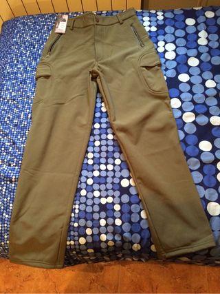 Pantalon Impermeable Caza Neopreno