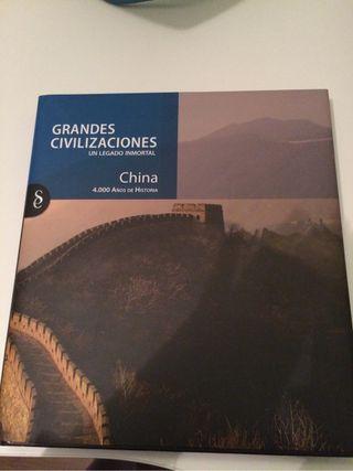 Libro De China Nuevo