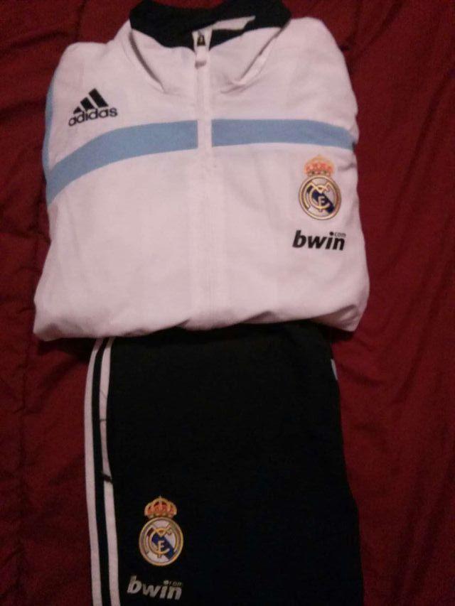 Chandal Real Madrid Adidas