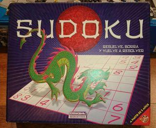 Sudoku juego infantil