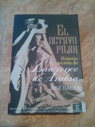 """Libro """"EL OCTAVO PILAR Historia secreta de Lawrence de Arabia"""""""