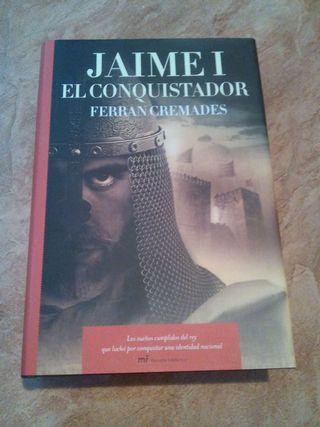 "Libro ""JAIME I EL CONQUISTADOR"""