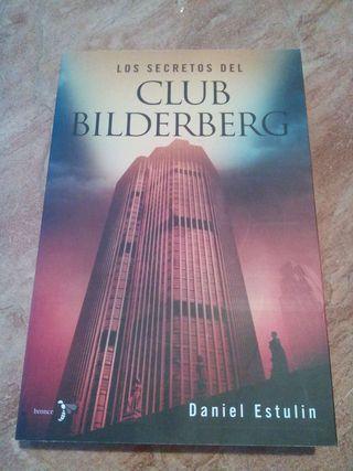 """Libro """"LOS SECRETOS DEL CLUB BILDERBERG"""""""