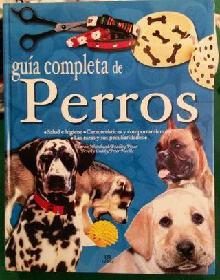 """Libro """" Guía completa de perros"""""""